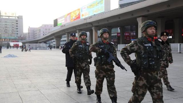 沈阳公安推进各项公安保卫工作