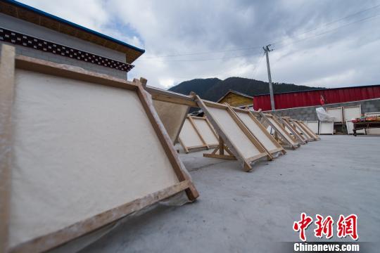 藏纸:雪域高原的历史手札