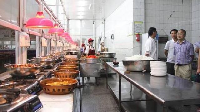 年底前辽宁省学校食堂明厨亮灶全覆盖