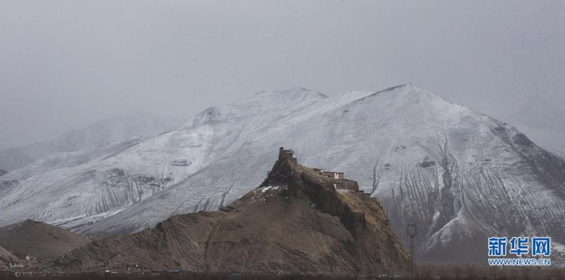 西藏:瑞雪兆丰年