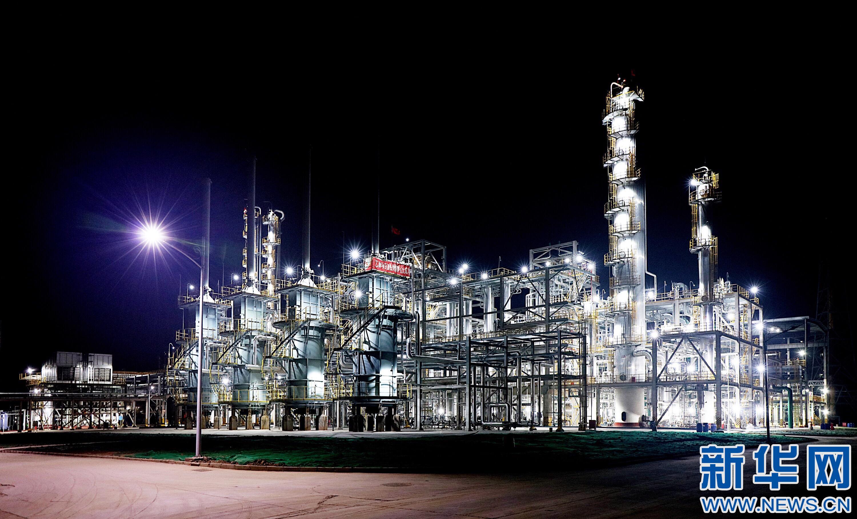 煤炭清洁利用再获突破 陕西延长集团合成气制乙醇工业示范项目投产成功