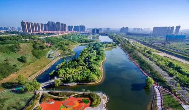 专访浐灞生态区党工委书记杨六齐、管委会主任门轩 让市民共享绿色生态福利
