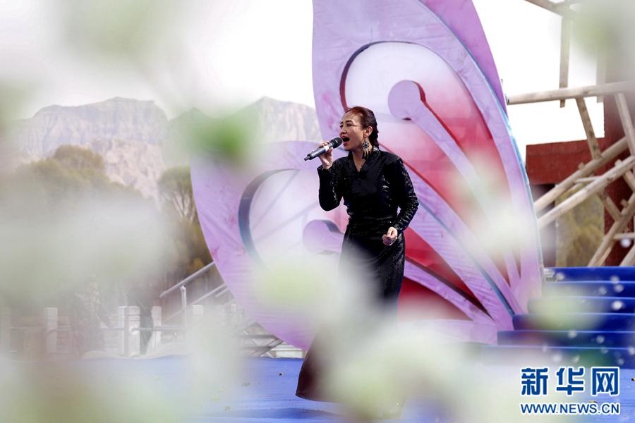 青海•贵德第十二届黄河文化旅游节开幕
