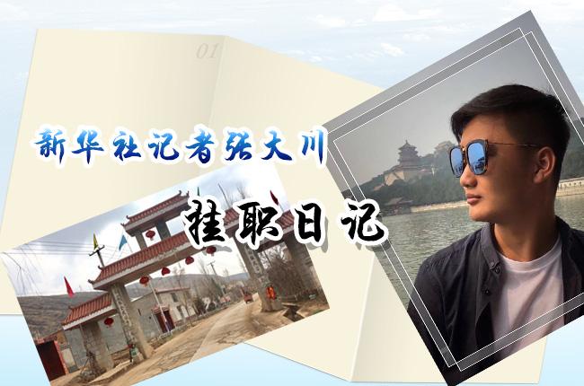 新华社记者张大川挂职日记