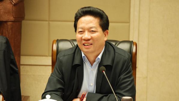 省政府在京与中国铁路总公司举行工作会商