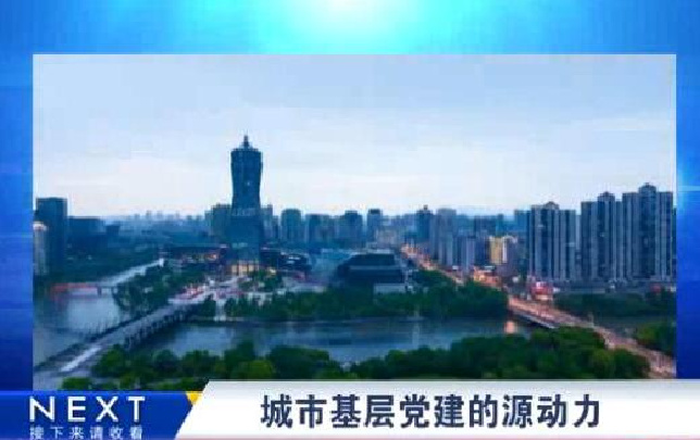 陈卫强:城市基层党建的源动力
