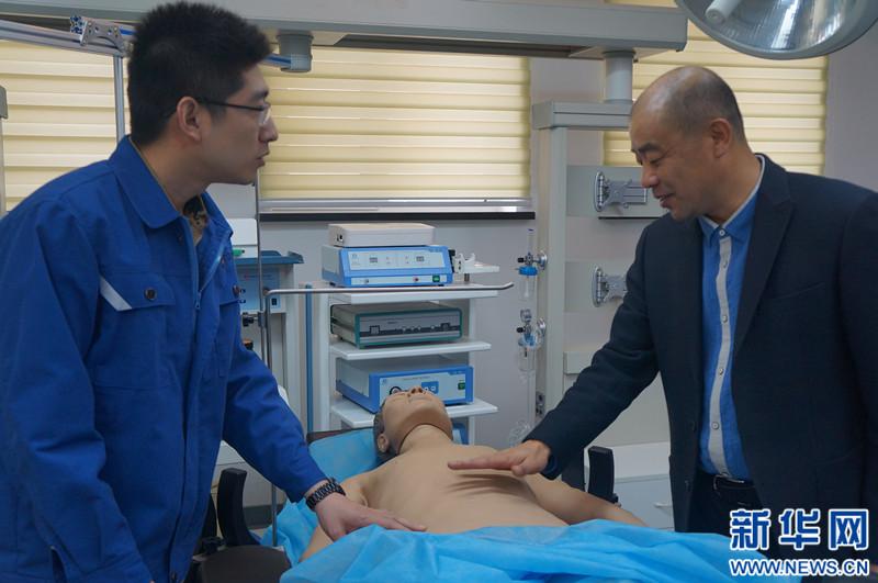 助推中国医学模拟教育发展——李长吉