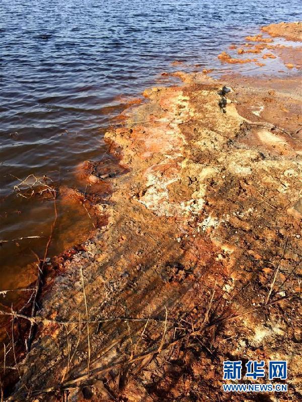 天津静海区渗坑污染由企业污水排放造成 将于7月底前根治