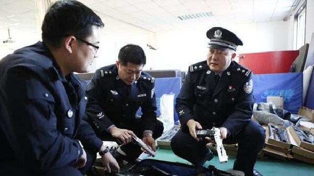董航:屡破要案的人民警察