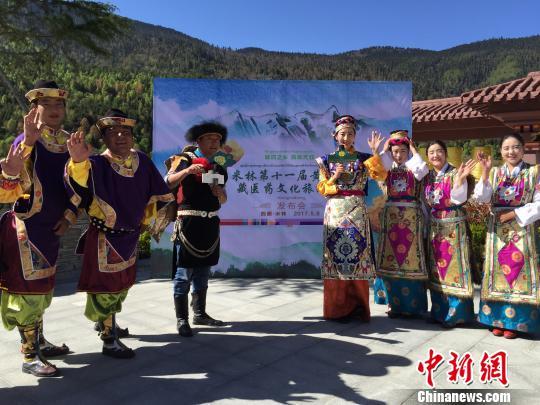 """西藏""""药洲""""网络直播传递藏药文化"""