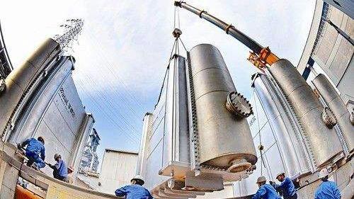 本钢:高炉冲渣水余热用于城市供暖