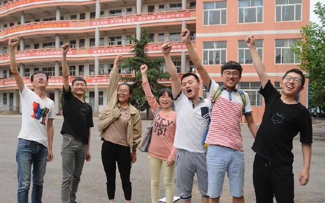 高考,我们来了
