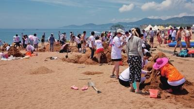 2017大连国际沙滩文化节将于6月24日启幕