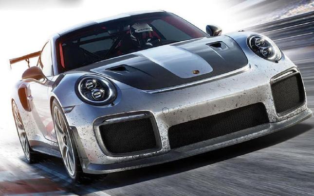 保时捷最强911 GT2 RS游戏展惊艳首发 2.5秒破百