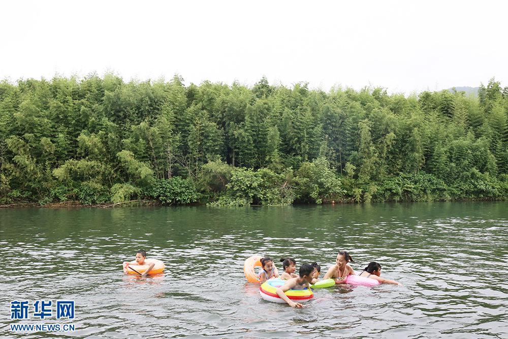 杭州径山:夏日消暑好去处
