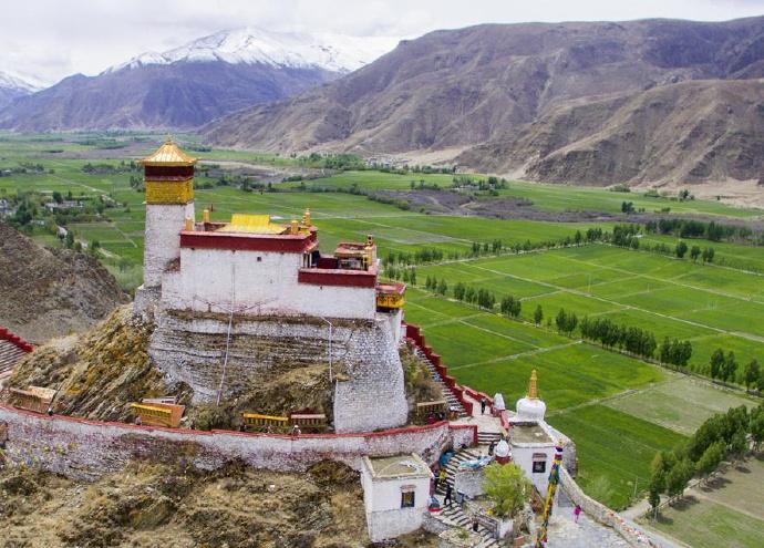 洛桑江村:谱写好中华民族伟大复兴中国梦西藏篇章