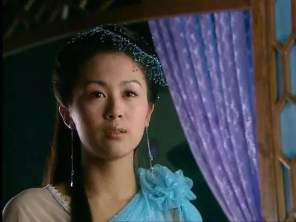 古装剧里的蓝衣女子:赵丽颖杨幂娜扎谁最美电视剧情不自禁图片