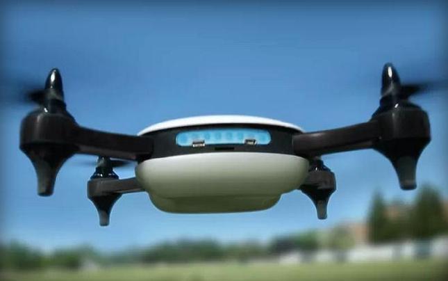 世界最快消费类无人机亮相:飞行时速可达137公里