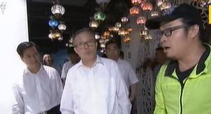 李鸿忠:紧紧抓住改革开放创新这个根和魂在京津冀协同发展中唱主角作示范