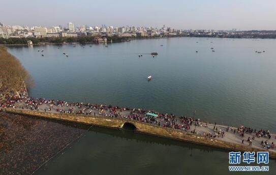 【动新闻】杭州之水 包容世界