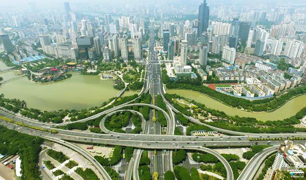 南宁市海绵城市建设初具雏形 打造宜居环境
