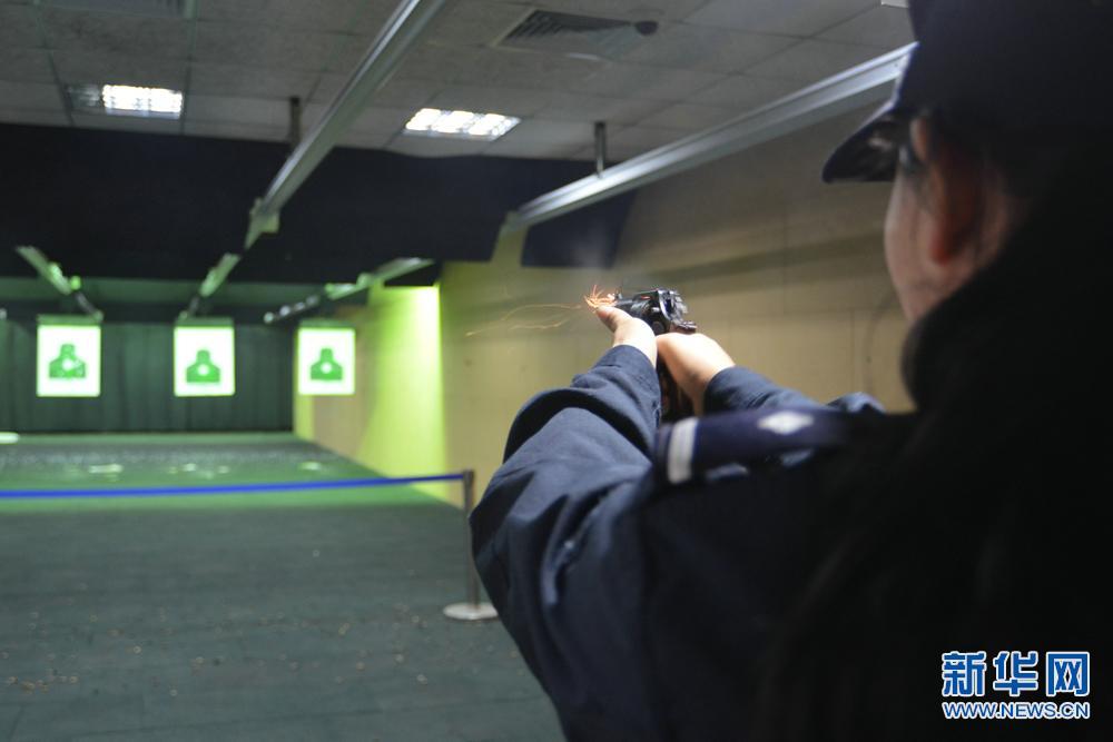 安徽和县:集中轮训 提升警务技能