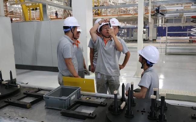 北汽瑞丽预计年底正式投产 将打造地区性汽车业务综合平台