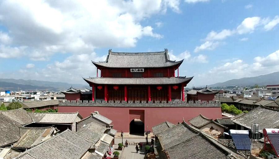 云南巍山:积极打造民族团结进步示范县
