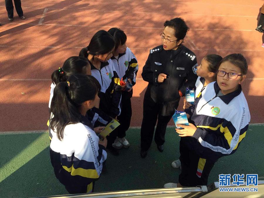 """保护""""青海湖精灵""""湟鱼——学生们在行动"""