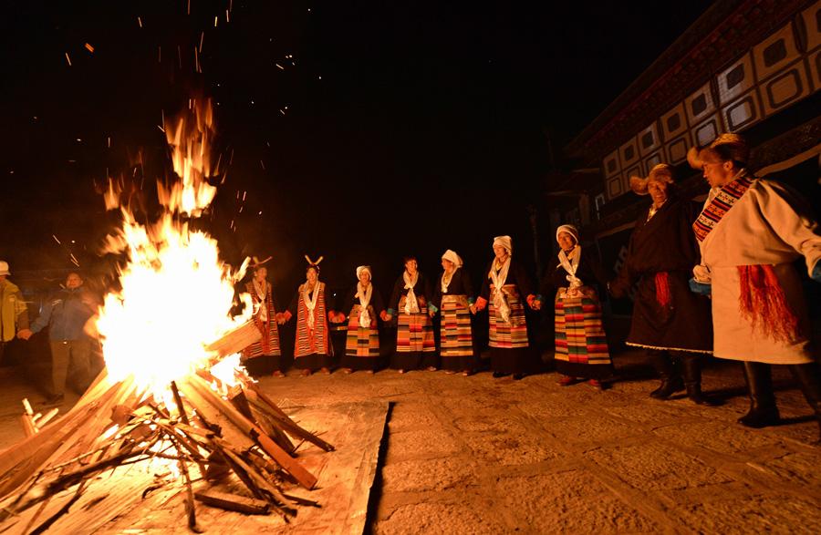 冬游西藏:深度体验藏家风情