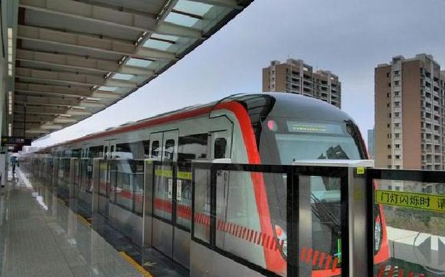 昆明地铁5号线6站点动工 滇池路局部路段将缩为双向6车道-新华网云南图片