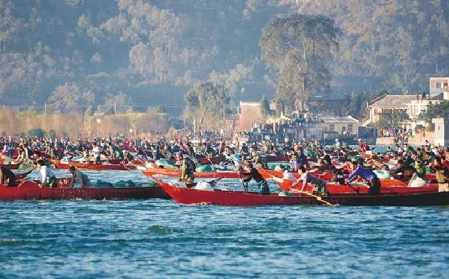 江川开渔节要来了 教你如何玩转江川