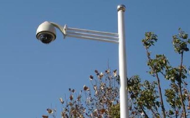 怒江六库城区电子监控设备抓拍系统启用