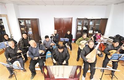 """【河北两会】让公共文化服务与群众""""零距离"""""""