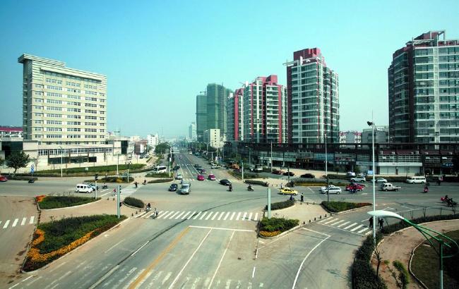 推进大滁城建设提高承载能力