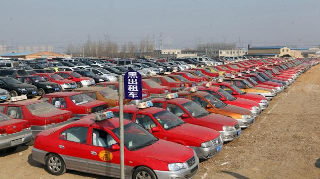 288名出租车驾驶员被吊扣了从业资格证件 12名被取消从业资格