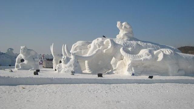 """棋盘山建冰雪雕园 打造""""史上之最"""""""
