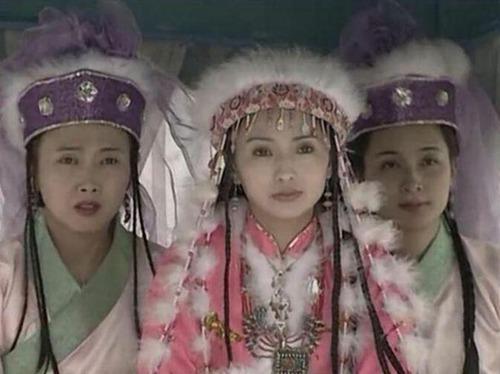 郑爽刘亦菲赵丽颖 这些女星在古装剧中简直美得让人无法呼吸/图