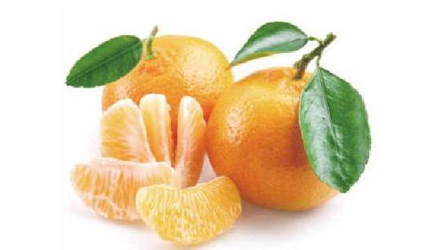 一个橘子等于五味药