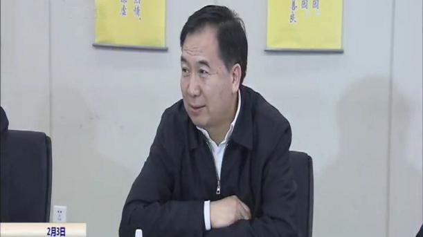 李希调研沈阳营商环境:把优化软环境建设作为突破口