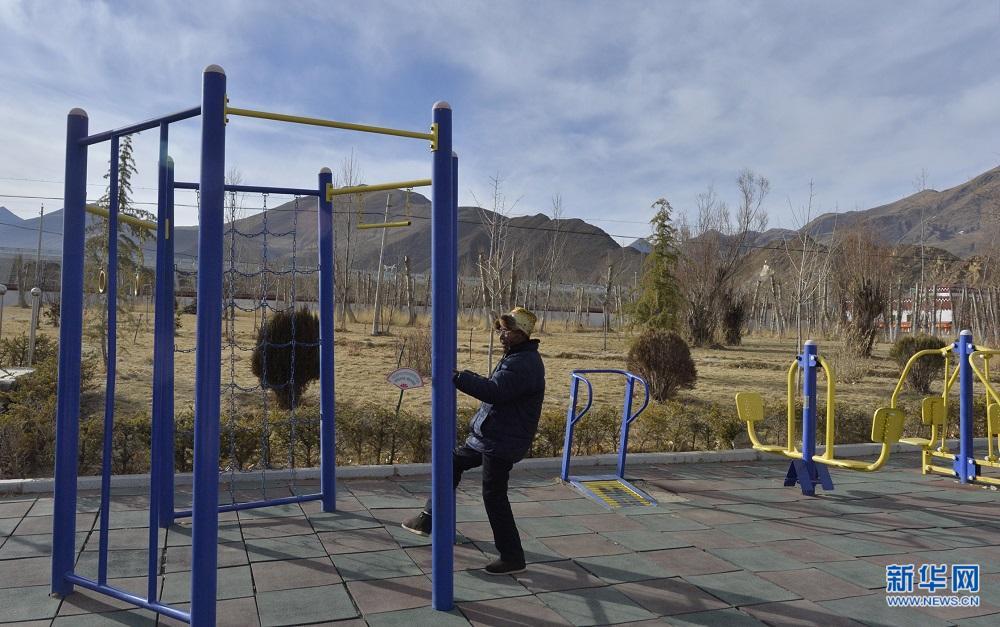 """西藏养老院:""""聚""""起来的温暖"""