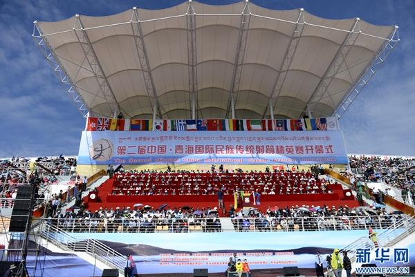 第三届中国·青海国际民族传统射箭精英赛进入筹备阶段