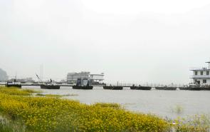 一个月涨4.77米 江西鄱阳湖结束枯水期