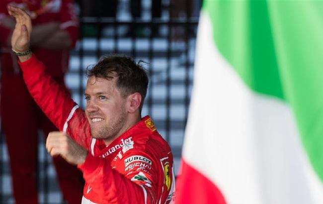 F1澳大利亚站:维泰尔夺冠