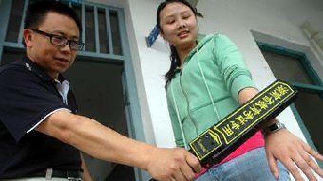 锦州今年中考首次实行网上报名