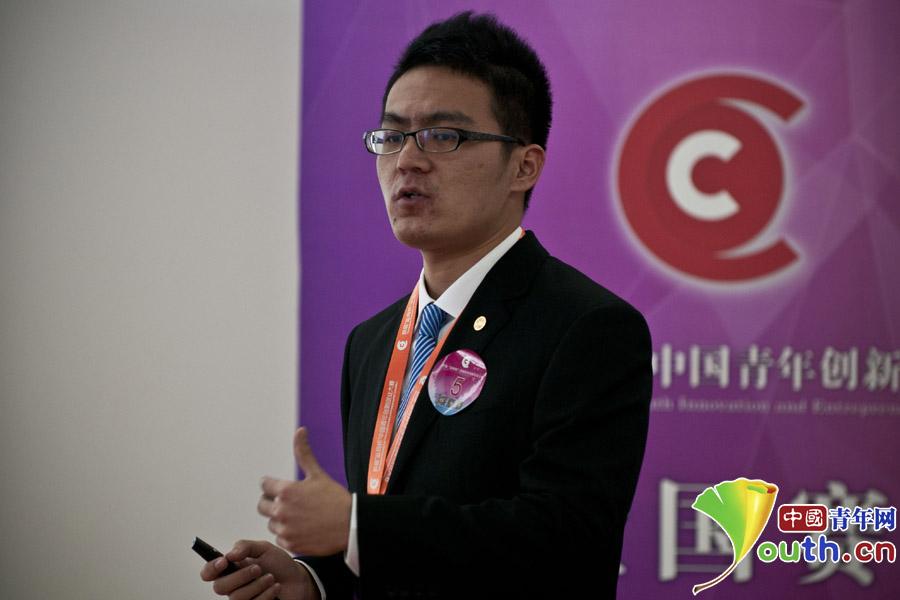 """150个创新项目逐鹿天津""""创业就是这么任性"""""""