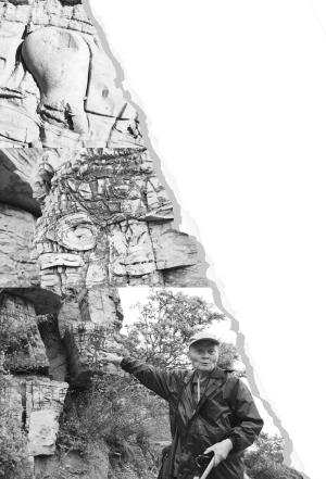 深山惊现16亿年前叠层石 暴露平山曾是一片古海洋