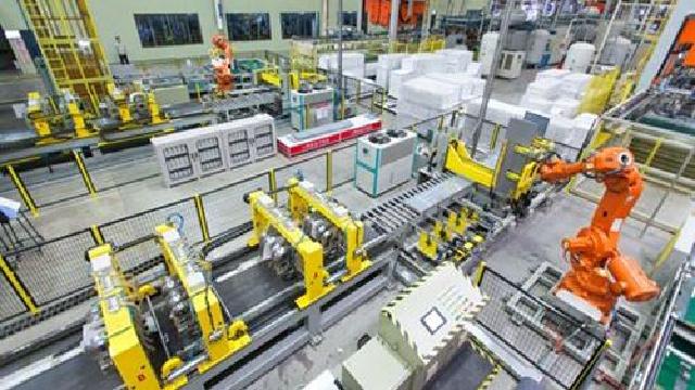 """机器人与智能制造科研""""航母""""在沈开工建设"""