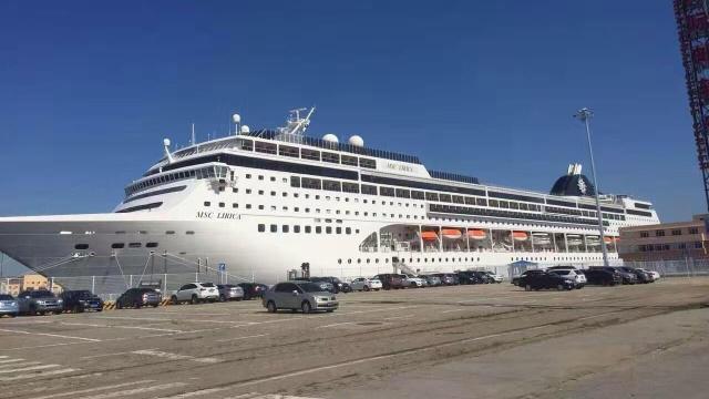大连港国际豪华邮轮始发航次增长50%