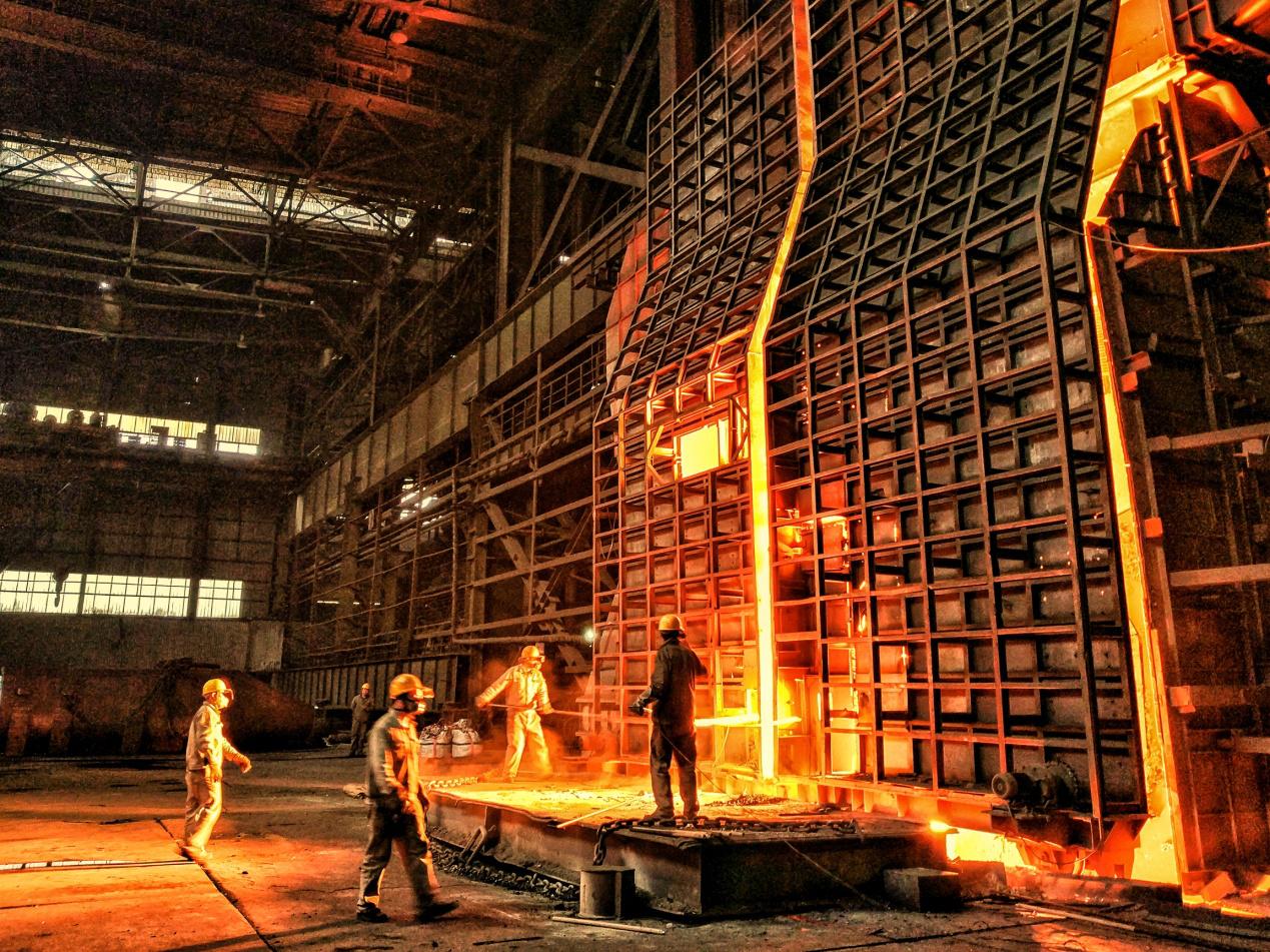河钢宣钢完成炼钢百吨炉区准时化系统开发